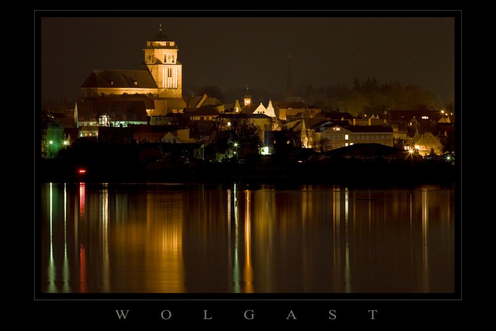 Wolgast - Tor zur Insel Usedom