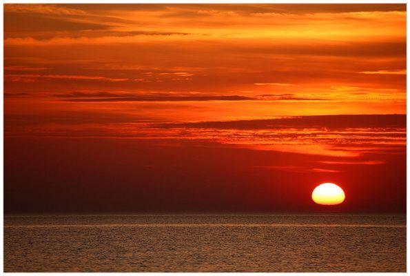 Wolke - Erde - Sonne - Wind