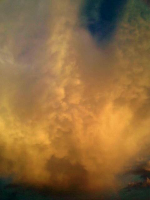 Wolke ist besetzt