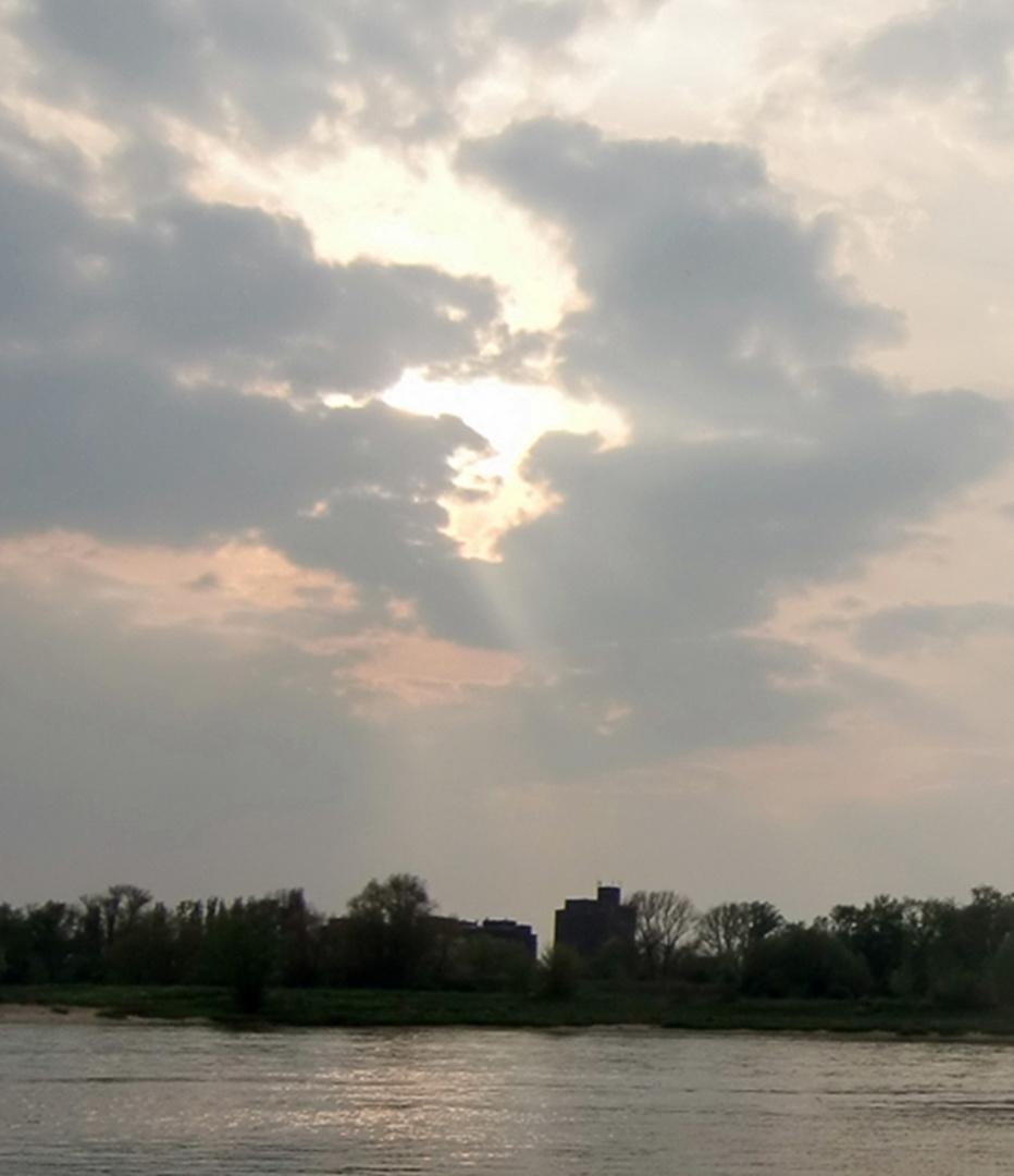 Wolke sieben