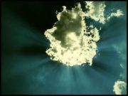 wolke &sonnenspiel