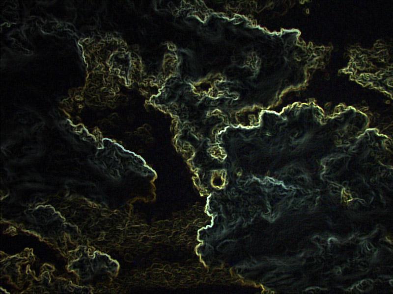 Wolken (2) - Spielereien