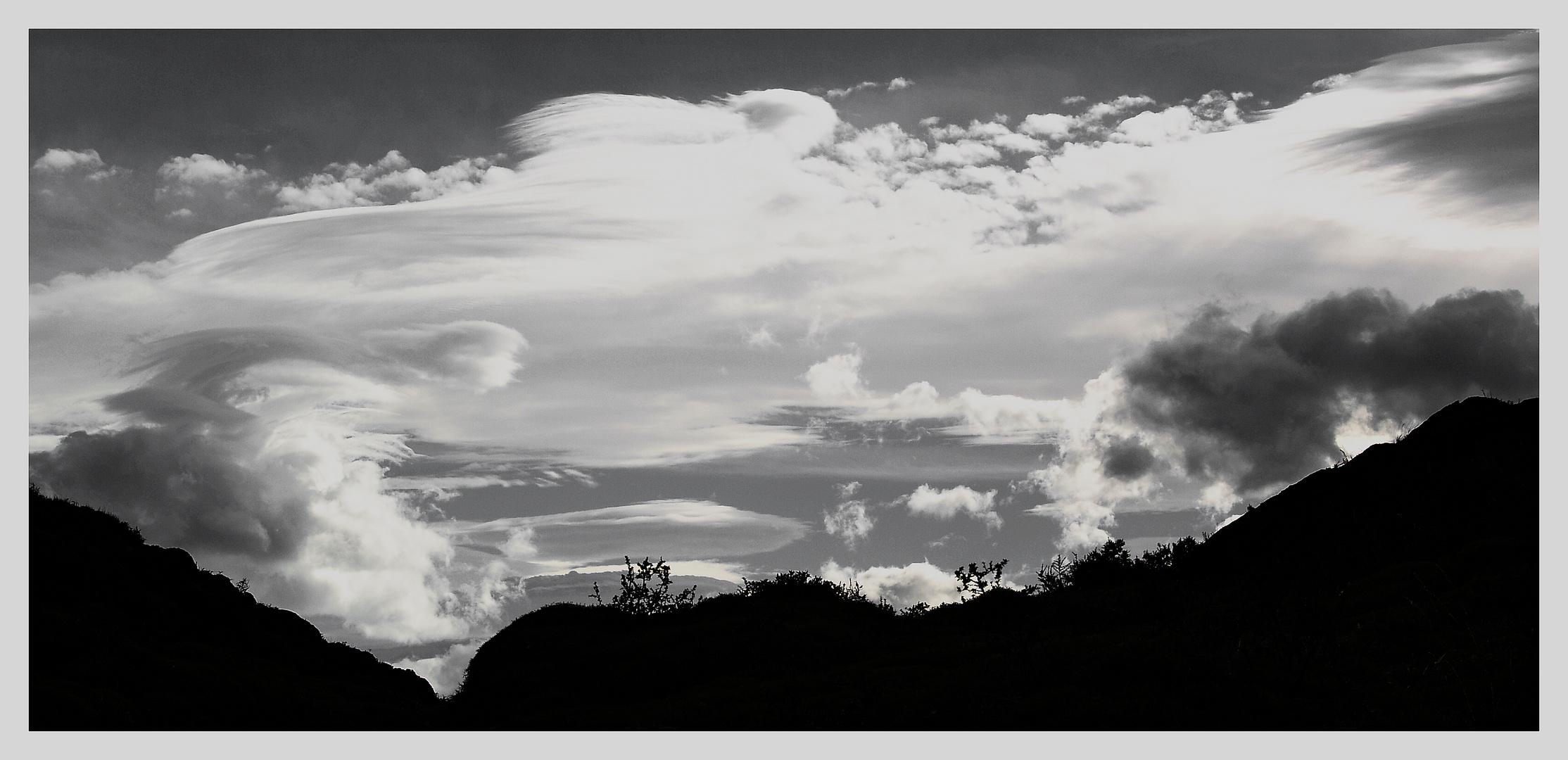Wolken .........