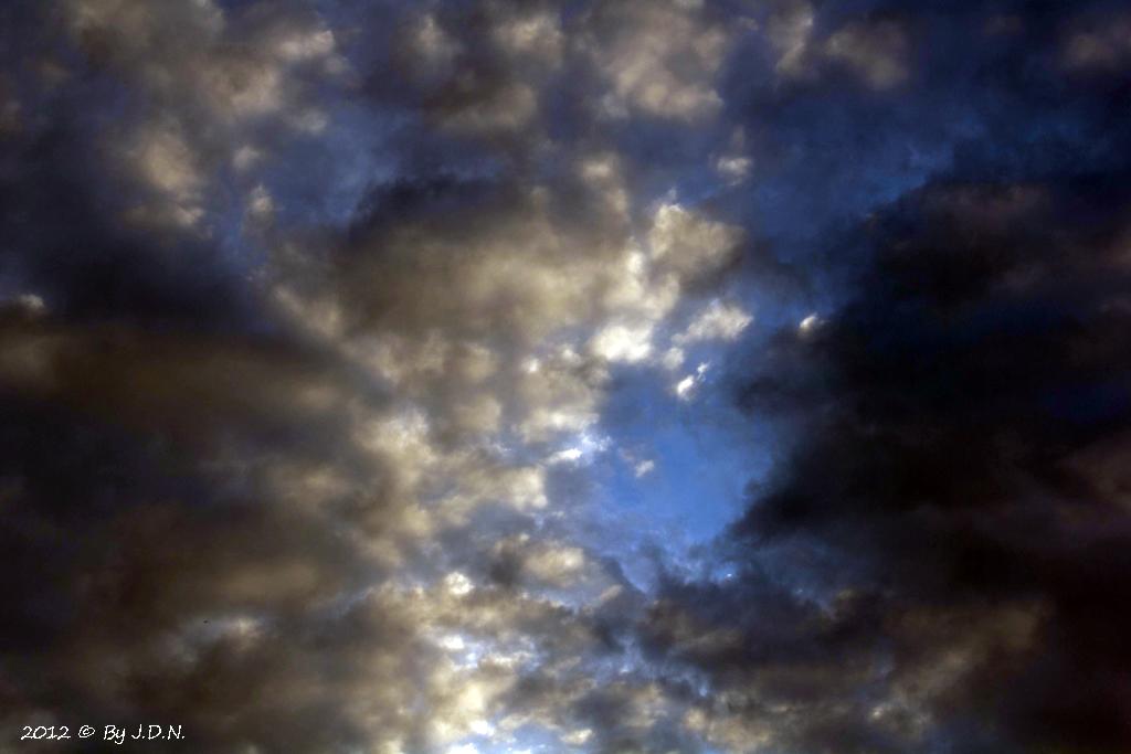 Wolken am 02.Januar 2012 - III