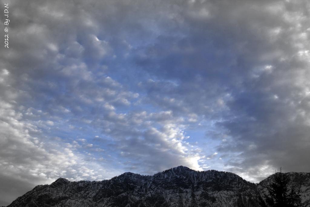 Wolken am 02.Januar 2012 - IV