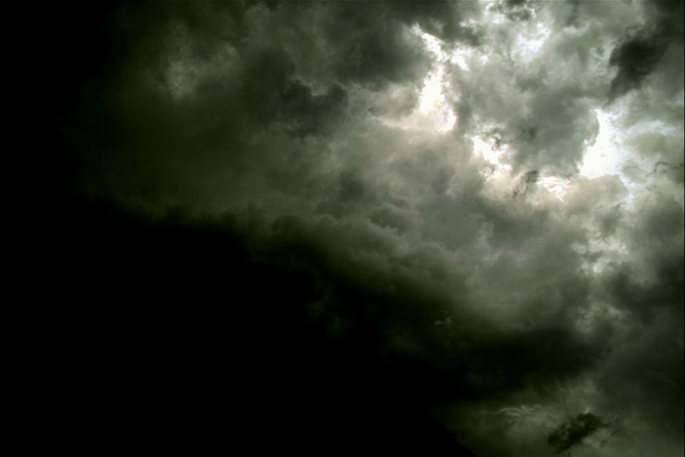 Wolken.......