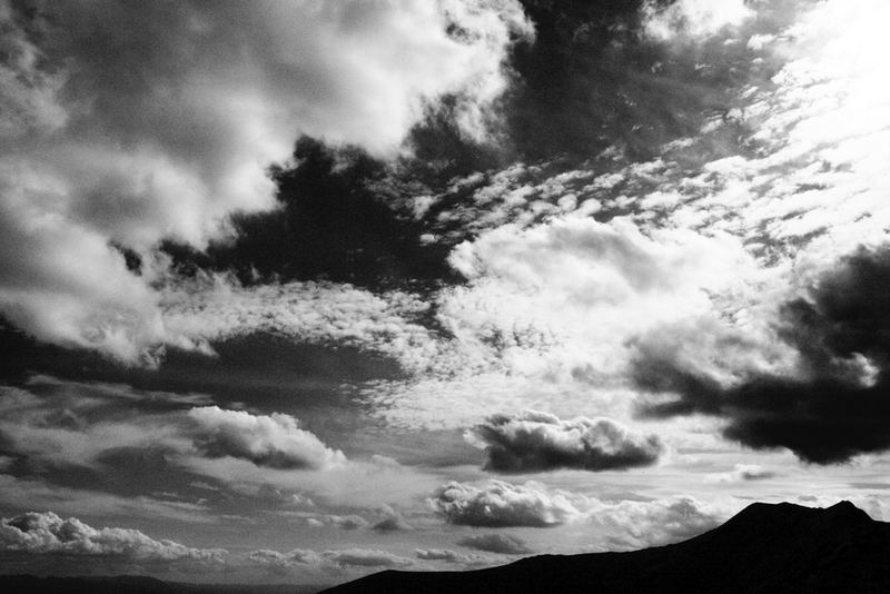 Wolken der Mala Fatra