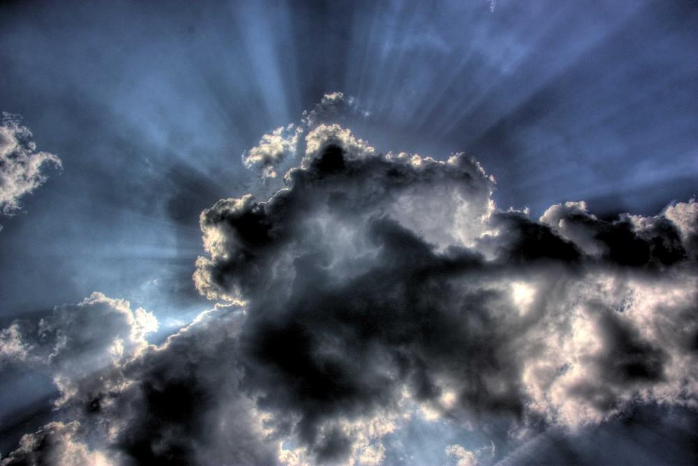 Wolken extrem