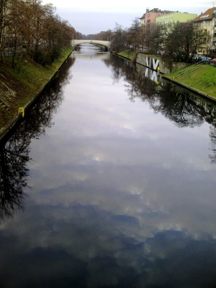 Wolken in Berlin