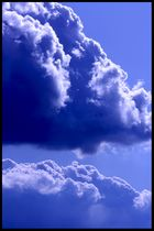 Wolken in der Eifel