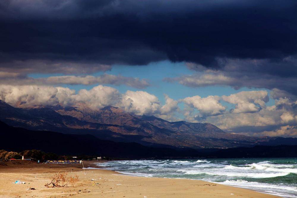 Wolken in greece 5 (color)