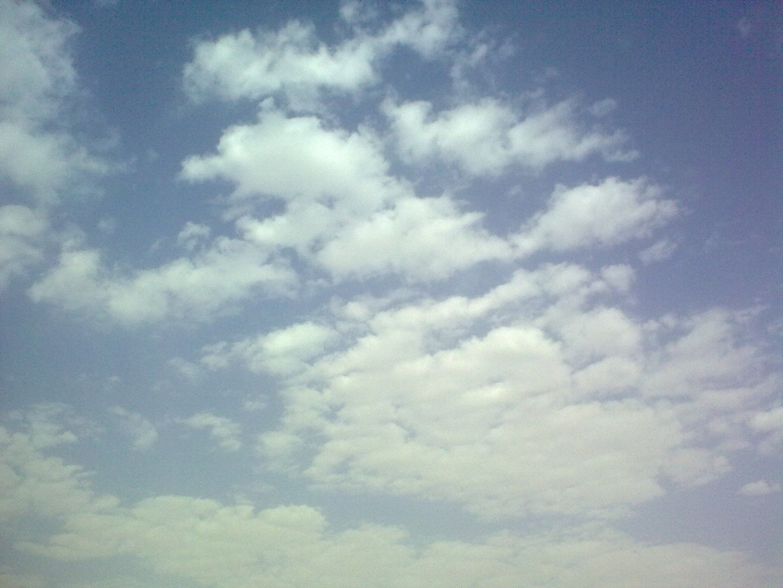 Wolken in Riyadh