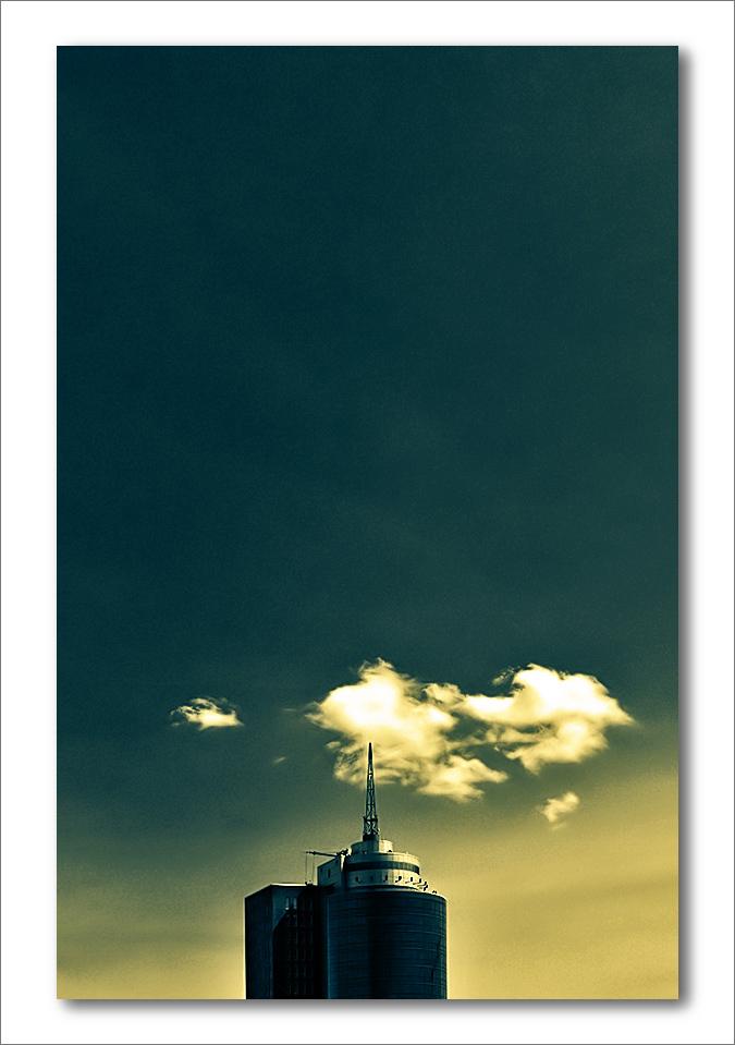 Wolken-Kratzer