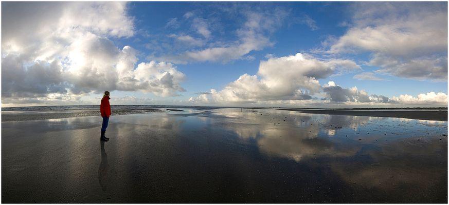 Wolken & Meer