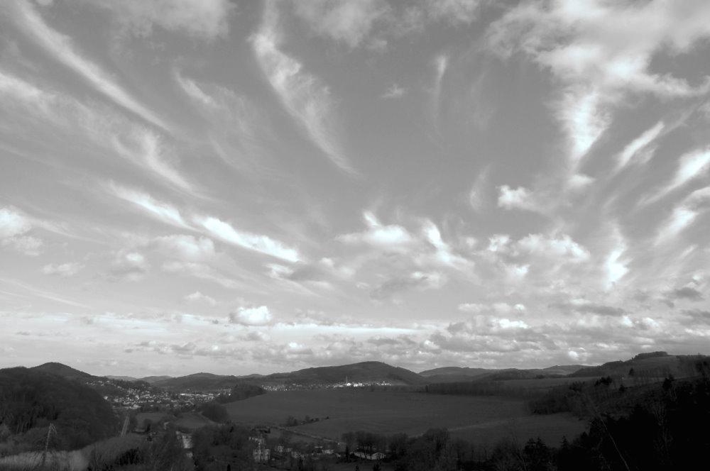 Wolken - Meschede