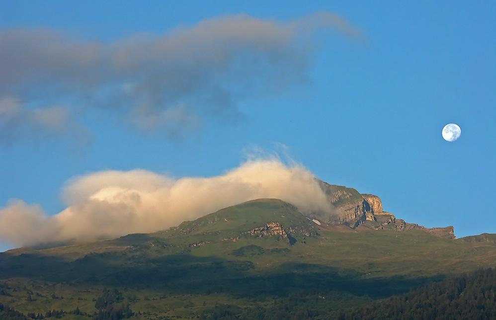 Wolken mit Bodenhaftung