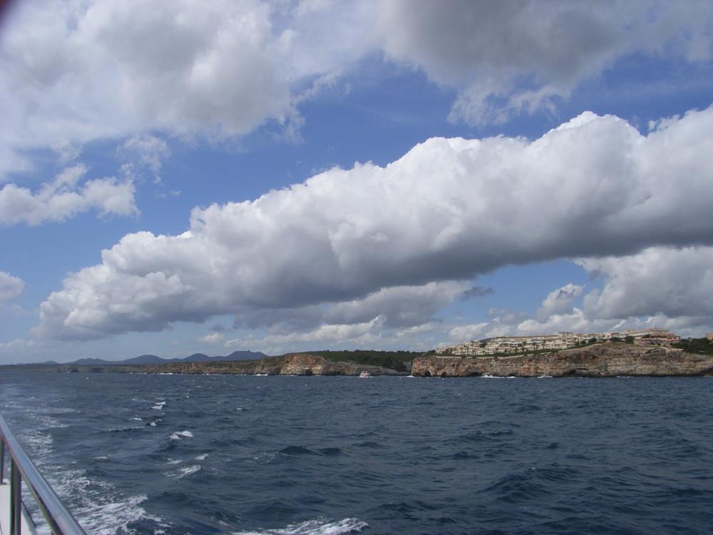 wolken, natur