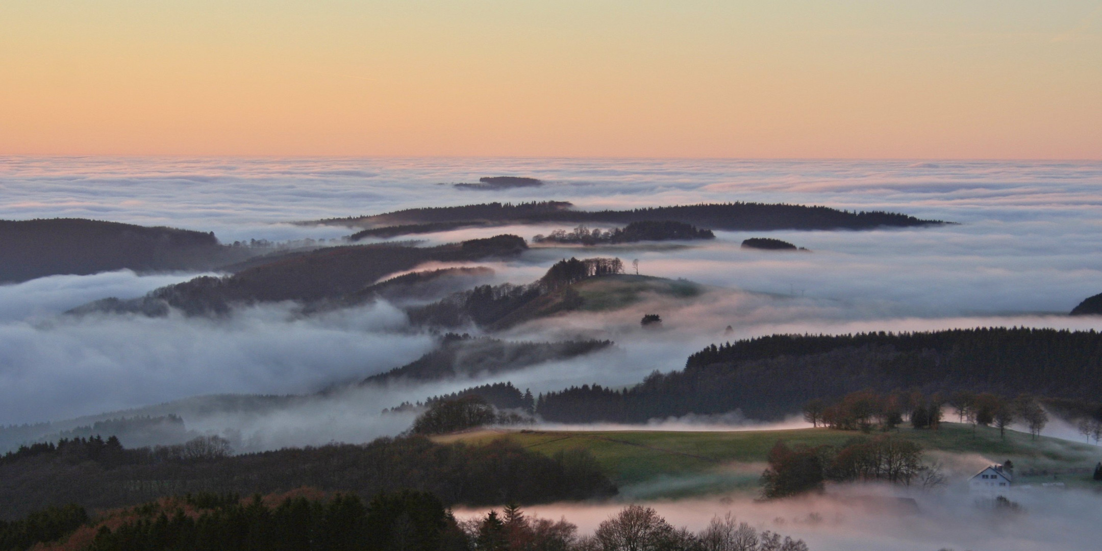 Wolken - Nebel