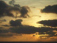Wolken schauen macht glücklich.. .