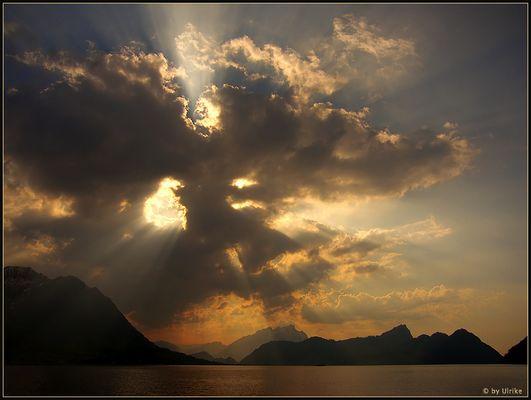 Wolken-Sonnen-Duett