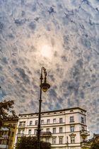 Wolken über dem Hermannplatz