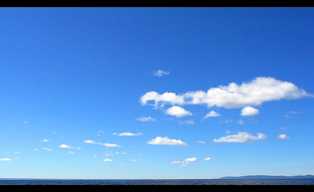 Wolken über dem St. Lorenz