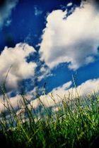 Wolken über Kaiserswerth