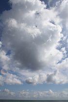 Wolken über Schleswig Holstein