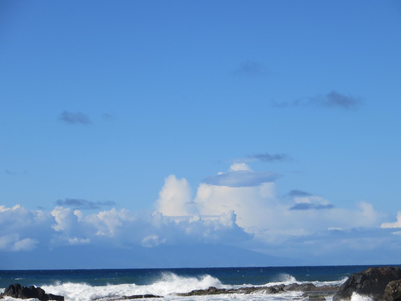 Wolken über Teneriffa