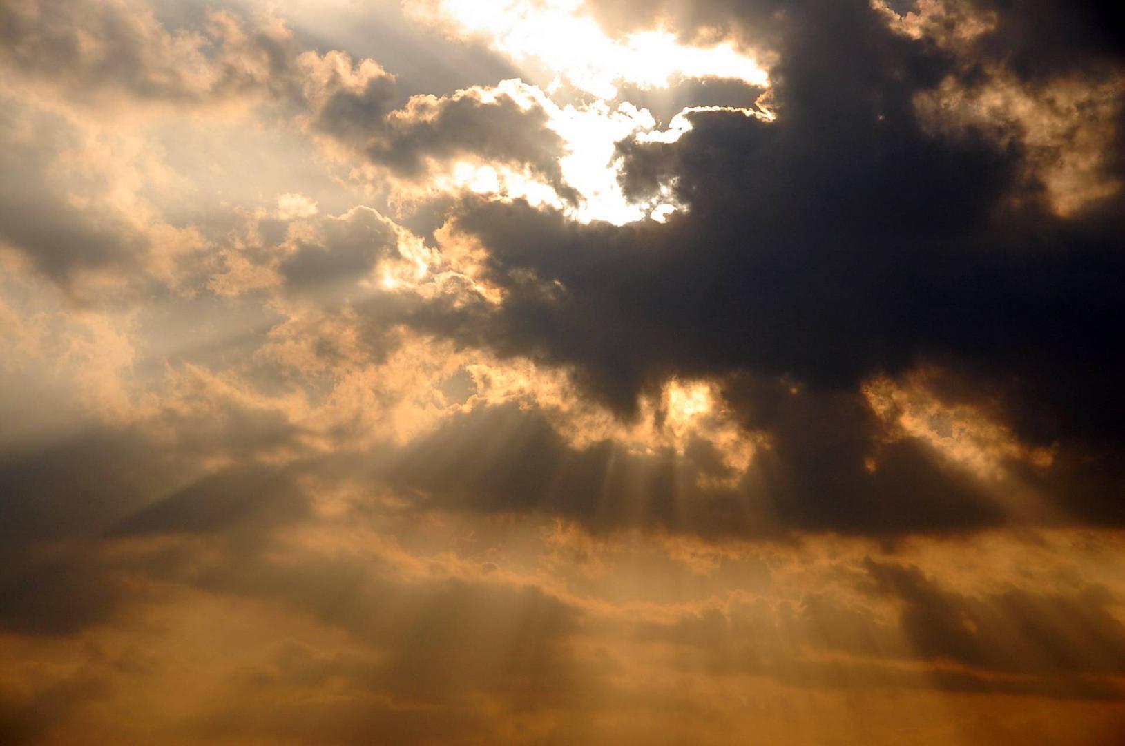 Wolken über Todtmoos Sonntag 18.April 2010