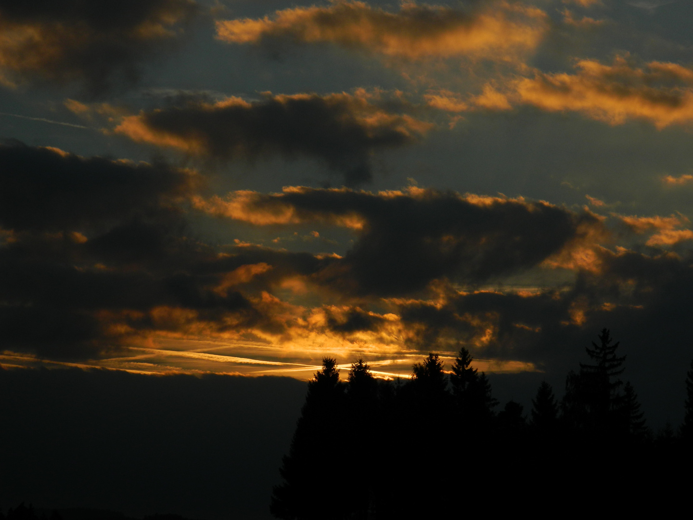 wolken über zwettl