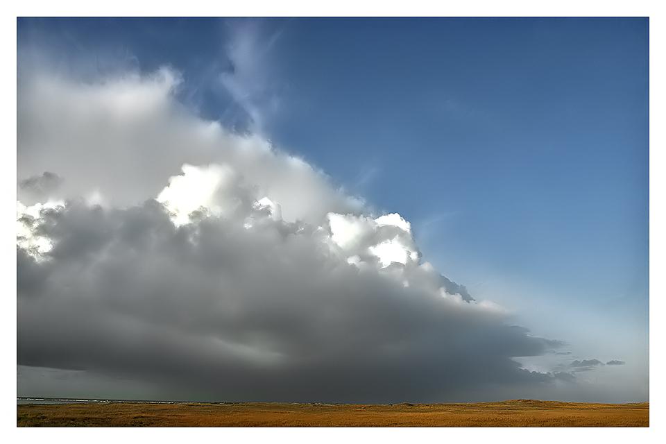 Wolken und Himmel!