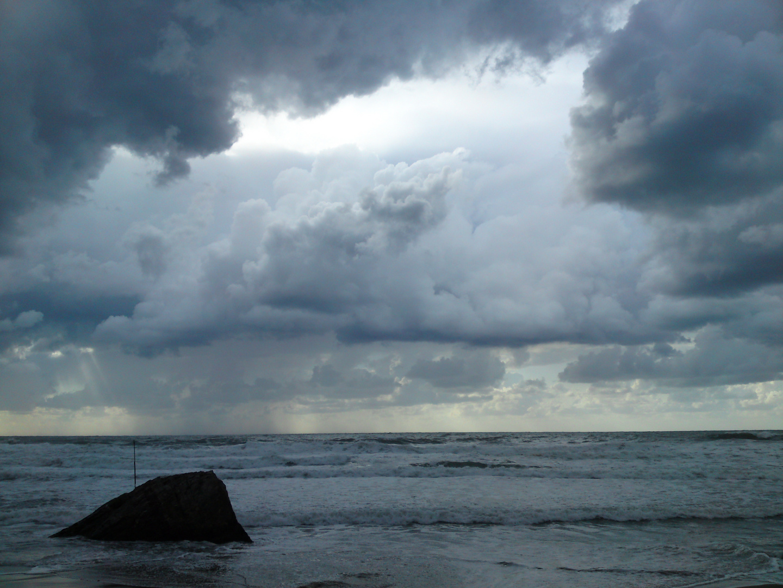 Wolken und Licht