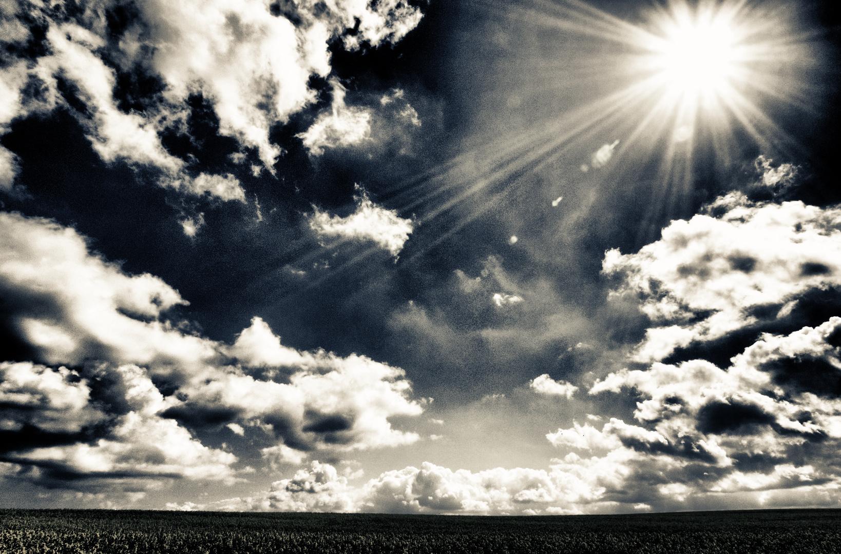 wolken und meer  ...