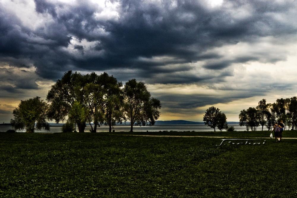 wolken und so