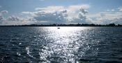 Wolken, Wasser und Segler by Moara