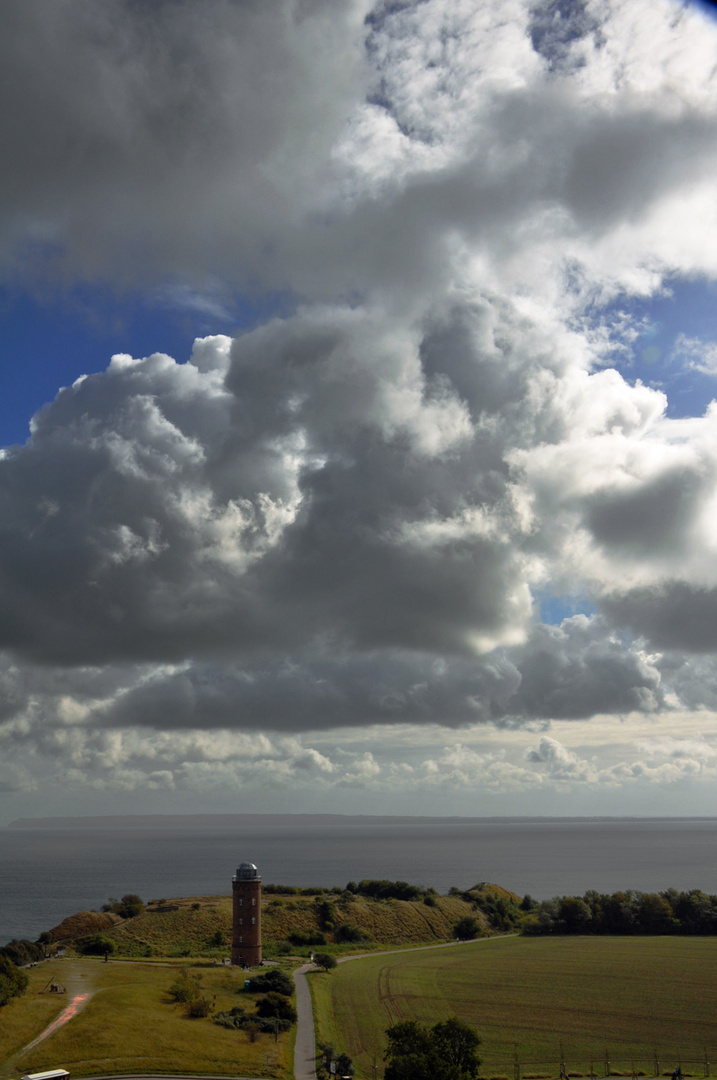 Wolkenbildungen