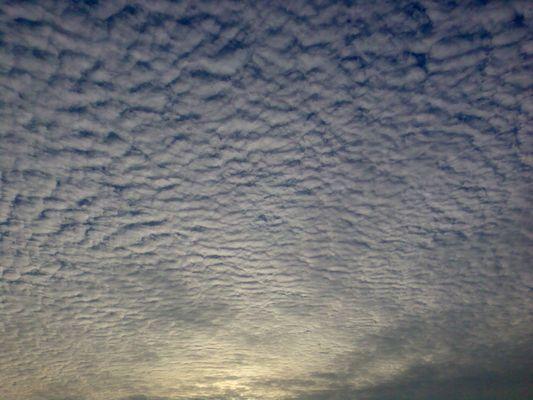 wolkendecke