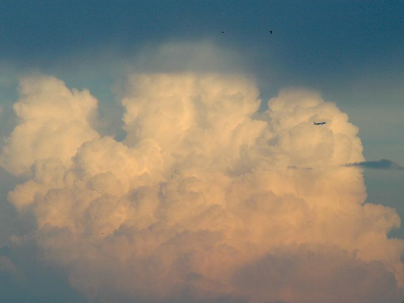 Wolkenformation #2