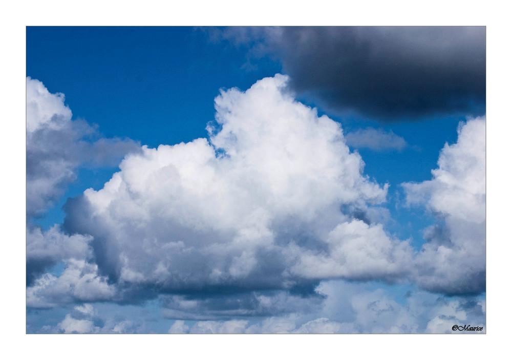 Wolkengesicht