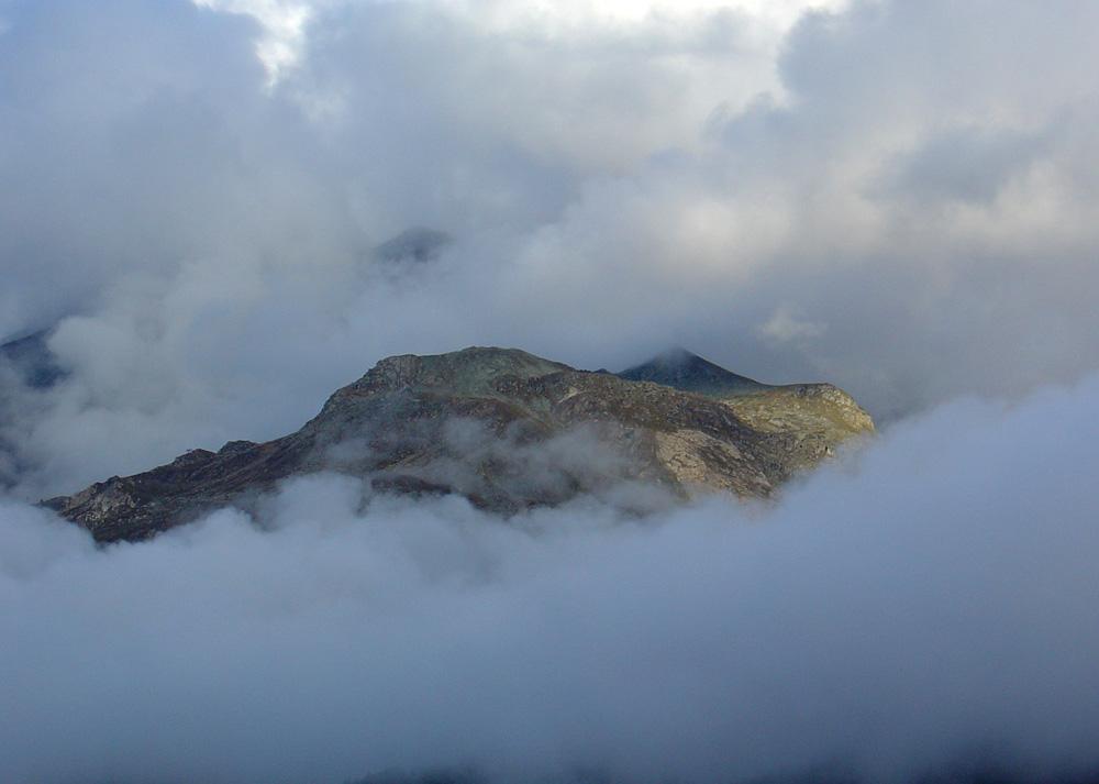Wolkeninsel