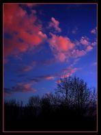 Wolkenkleckse