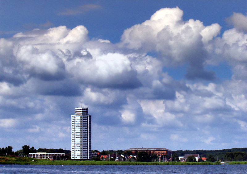 Wolkenkratzer?
