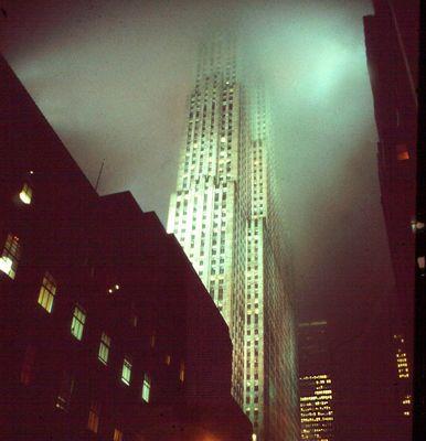 Wolkenkratzer, Empire State Building, NY