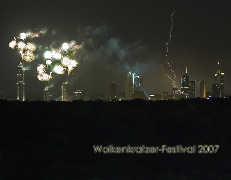 Wolkenkratzer-Festival 2007