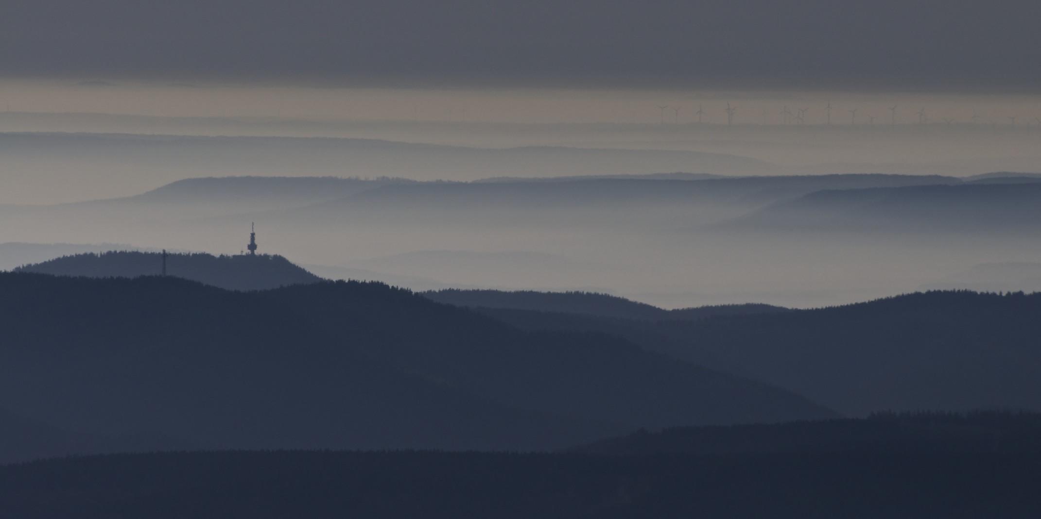 Wolkenmeer 2