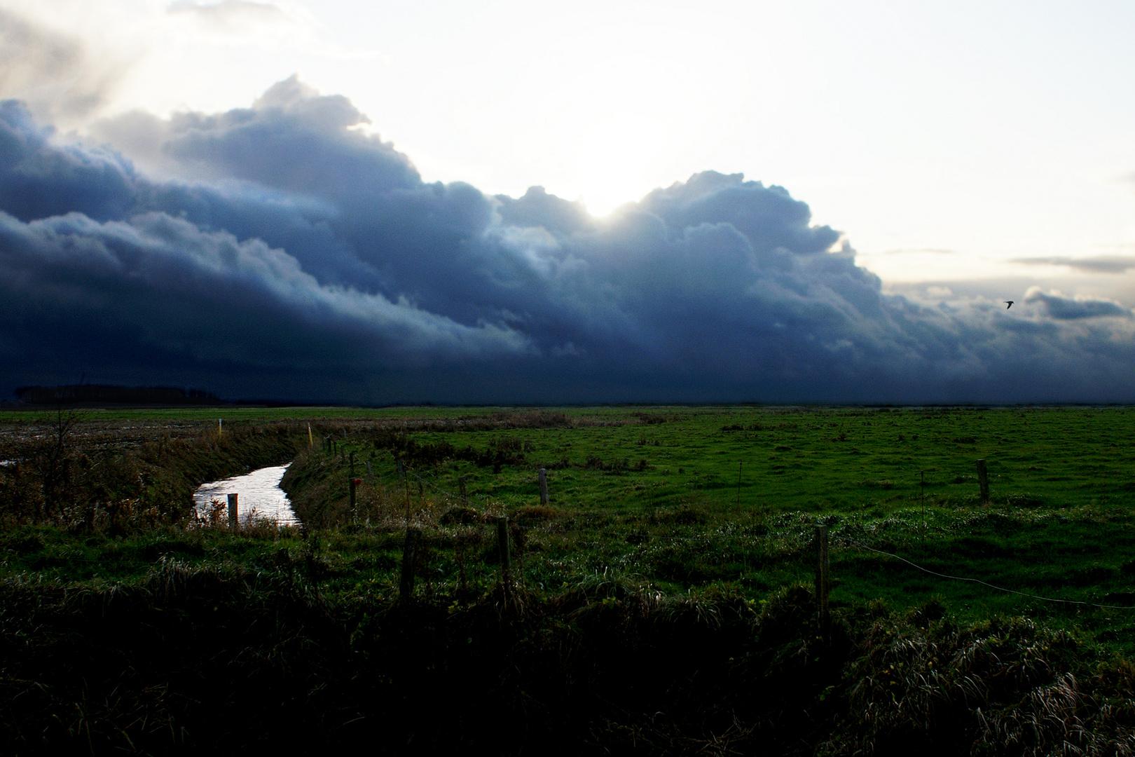 Wolkenpower pur