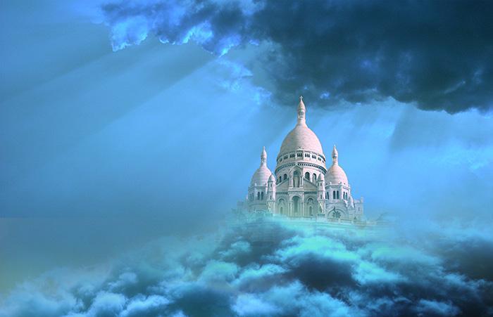 Wolkenschloss #2