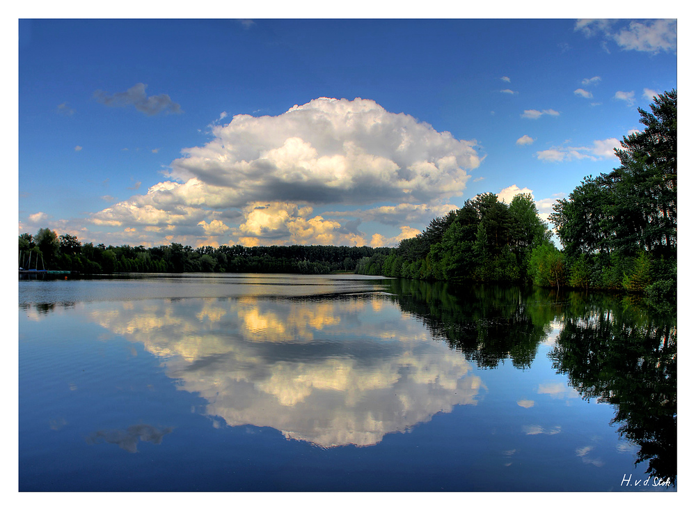 Wolkenspiegel