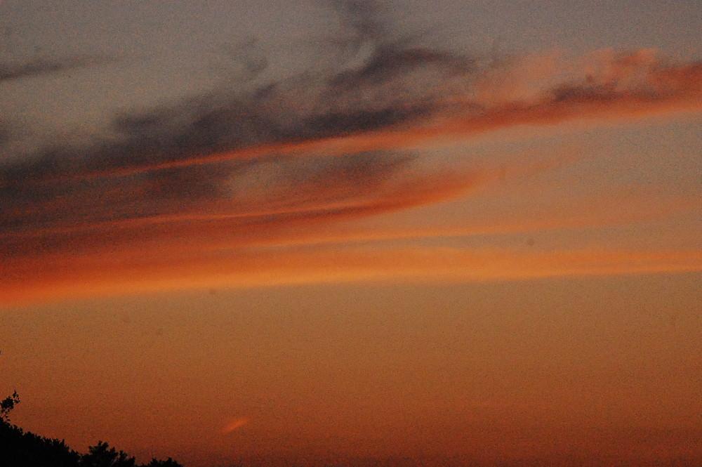 Wolkenspielerei